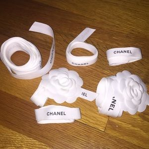 💯authentic Chanel ribbons